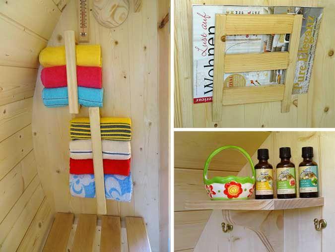 67 besten eine sauna f r den garten bilder auf pinterest magazin familien und holzofen. Black Bedroom Furniture Sets. Home Design Ideas