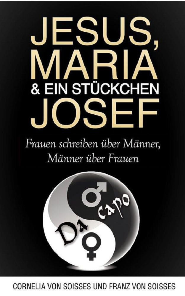 """Die Vorabversion Teil 2 des Beststellers """"Jesus, Maria & ein Stückchen Josef"""" - Da capo http://www.amazon.de/Jesus-Maria-ein-St%C3%BCckchen-Josef-ebook/dp/B00UTWMSGI/ref=sr_1_41?s=books&ie=UTF8&qid=1429523618&sr=1-41&keywords=soisses"""