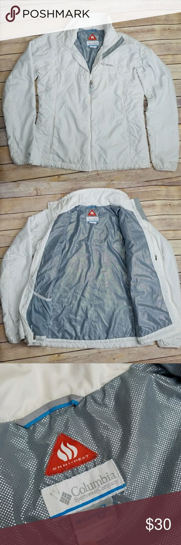 Columbia jacket how to wash
