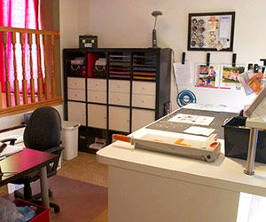 93 best craft room ideas images on Pinterest | Families, Writing ...