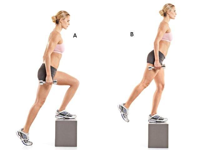 ćwiczenia na pośladki i nogi