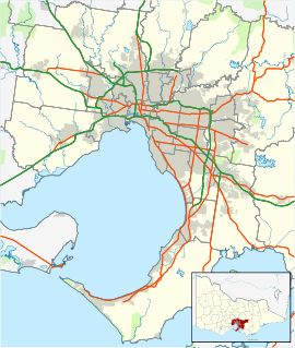 West Footscray is located in Melbourne