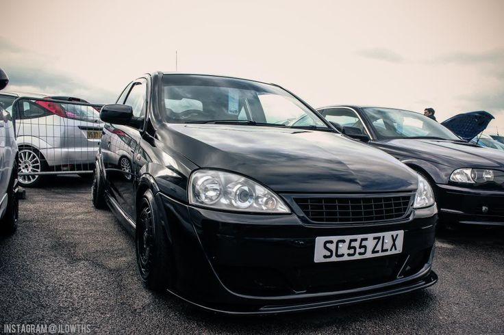black corsa c