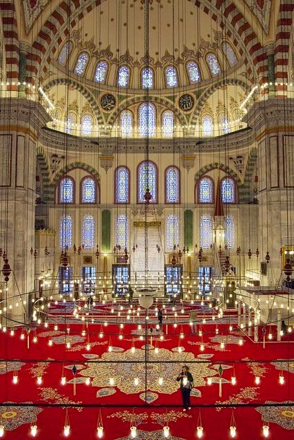 Fatih Mosque in Istanbul