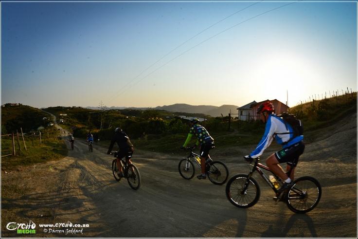 Grindrid Bank Umngazi Pondo Pedal 2013