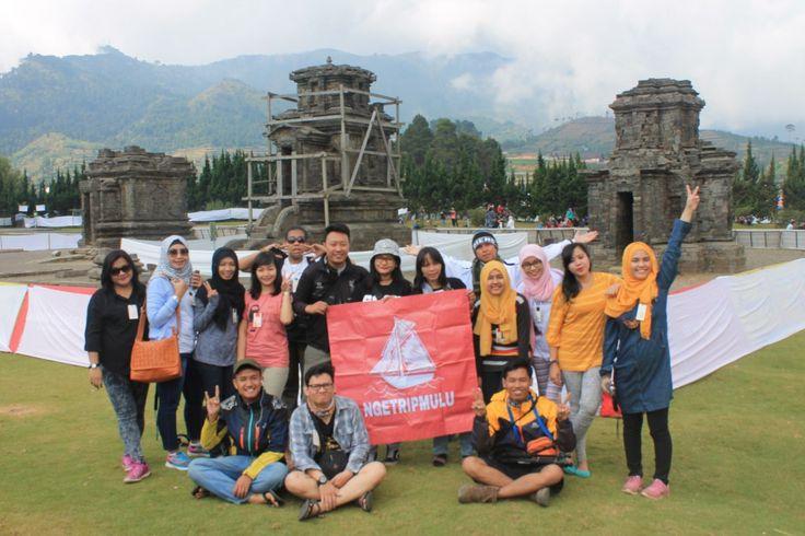 Open Trip Gunung Prau Dieng, Pendakian Massal Wisata Alam Jawa Tengah
