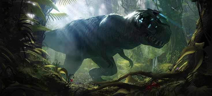 Enhanced T-Rex