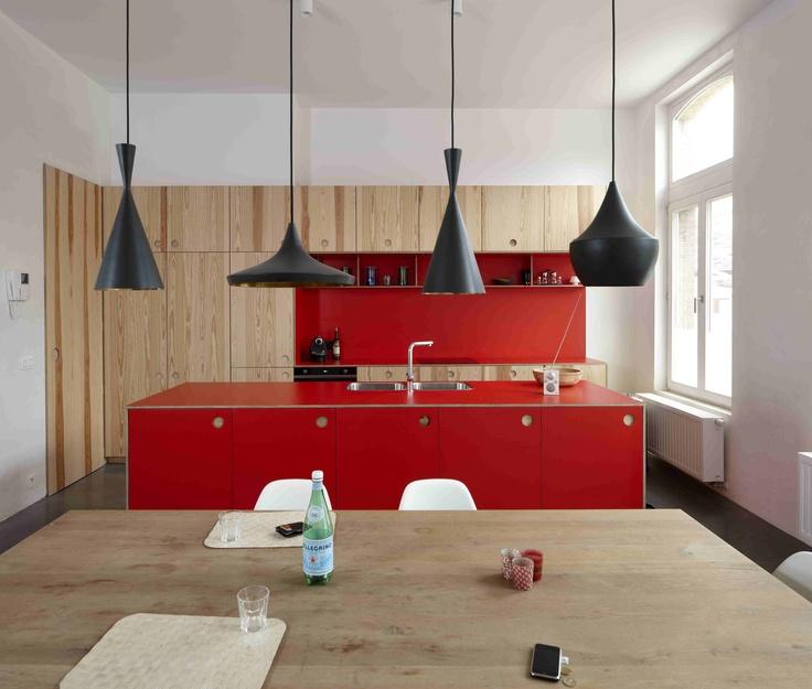 pendants + table | Vanhaerents nv - Groen Kwartier Antwerpen