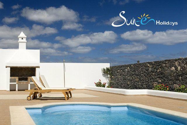 Villa Neptune 58 3 Rooms PuertoCalero Lanzarote