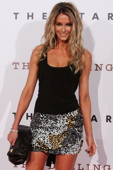 Jennifer Hawkins Photo - The Star Opening Party In Sydney