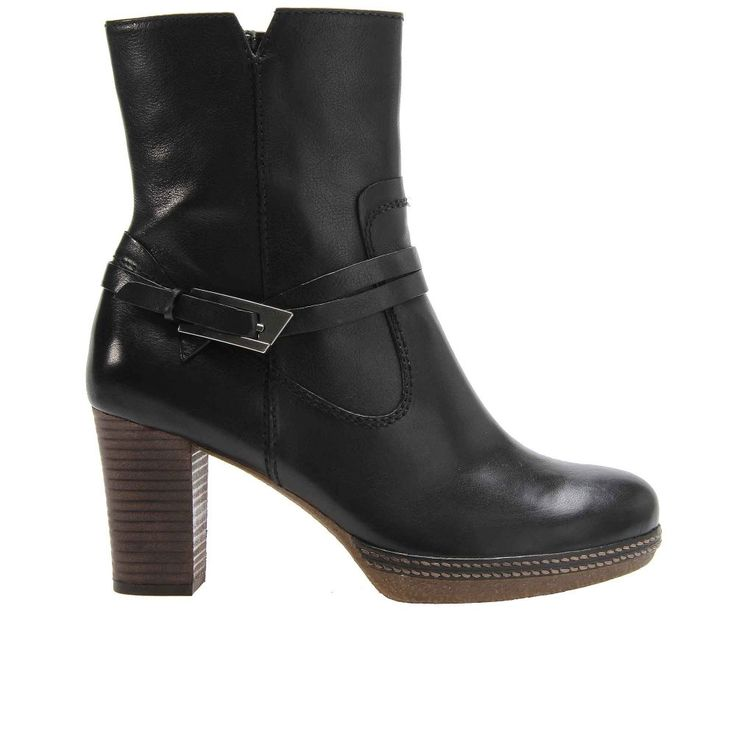 Gabor ankle boot black