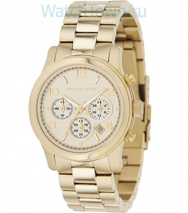 Женские наручные часы MICHAEL KORS MK5055 в Москве. Купить американские часы MICHAEL KORS MK5055 (кварцевые) в интернет-магазине