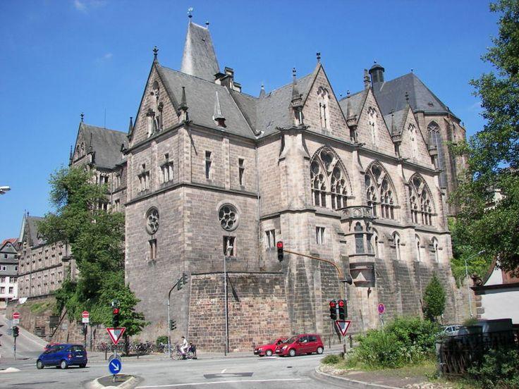 Elegant La Philipps Universit t di Marburgo dove Heidegger insegn dal al