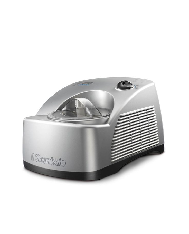 DeLonghi Il Gelataio Ice-Cream Maker ICK6000. R4375. Shipping worldwide.  Ice-cream maker with a built-in compressor for a constant low temperature 1 bowl with 1.2 kg ice-cream capacity