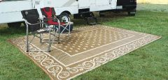 Guide Gear 9x12in Reversible Patio RV Mat