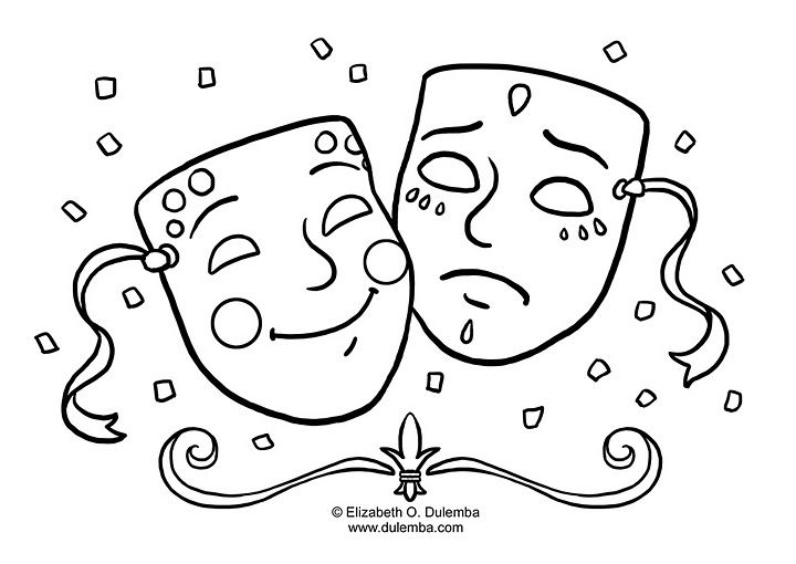 Alegria Y Tristeza Manualidades Cool Coloring Pages Coloring