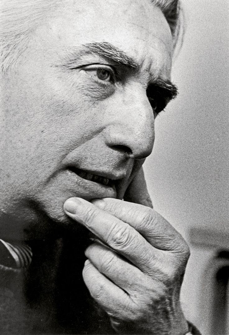 Roland Barthes by Fernando Scianna / Magnum