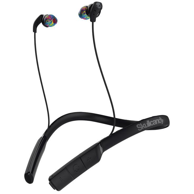 Skullcandy Method Wireless In-Ear Sound Isolating Bluetooth Headphones (S2CDW-J523) - Black/Swirl : Earbuds & In-Ear Headphones - Best Buy Canada