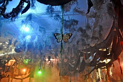 Hendrick's Gin Enchanted Forest
