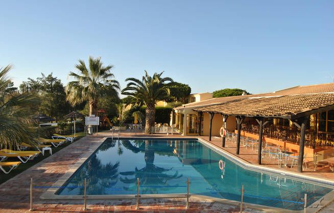 Hotel Pinhal do Sol in Quarteira - Startbild
