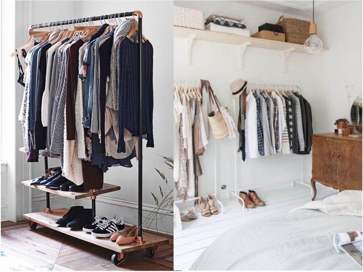 Más de 1000 ideas sobre vestidores abiertos en pinterest ...