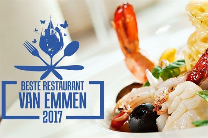 De Witte Olifant in de race voor 'Beste Restaurant van Emmen 2017'