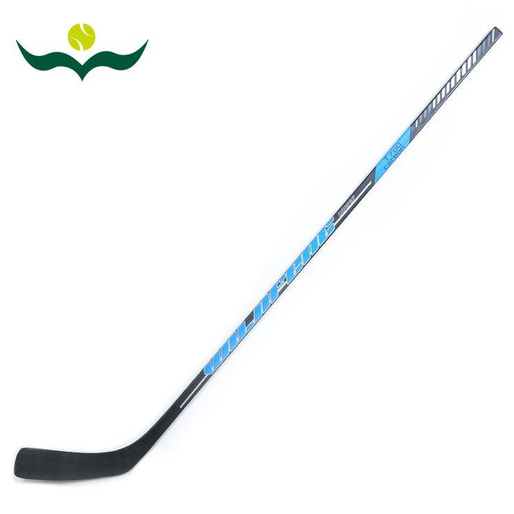 Wujifeng Europese sport entertainment ijshockey sticks voor school kinderen composiet hockey sticks voor kinderen #160704_w37