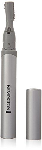 Cosmetics USA - Remington MPT3600 Dual Blade Precision Trimmer, with Pivoting Head & Eyebrow Trimming Comb, Facial Hair Trimmer (Batteries Included)