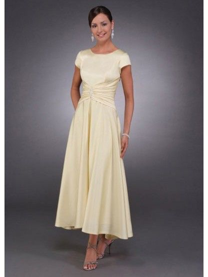 Image from http://projectbridal.com/51639-large/sheath-jewel-natural-waist-tea-length-satin-cap-sleeves-champagne-modest-prom-dresses.jpg.