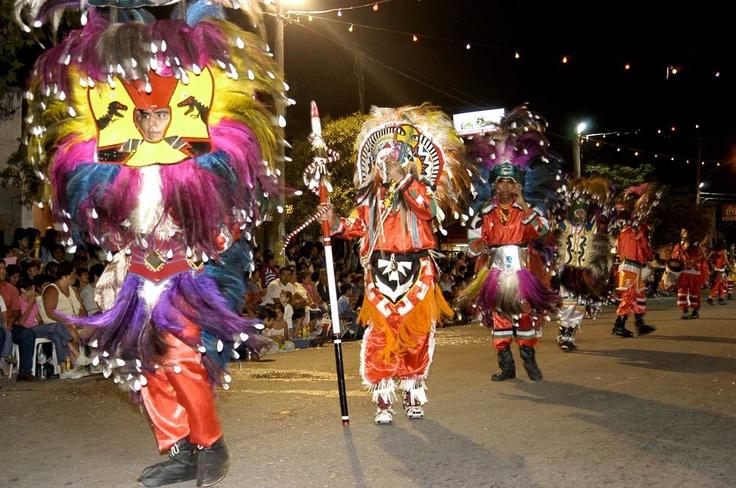 festivales carnavales: