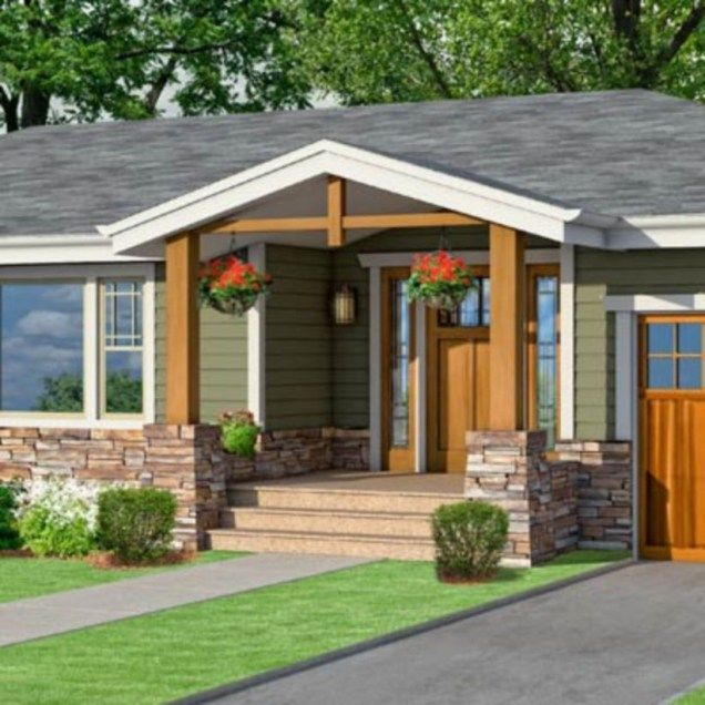 Exterior Color Schemes For Ranch Style Homes: Best 25+ Ranch Style Homes Ideas On Pinterest