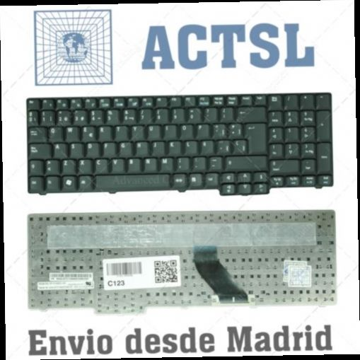 49.00$  Buy now - http://alirwr.worldwells.pw/go.php?t=32733798173 - New Laptop keyboard for   Acer Aspire 6930 - 007SP  SP  layout 49.00$