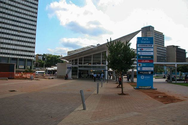 Hop on at Park Station for a great City Sightseeing experience of Joburg! http://www.citysightseeing.co.za/