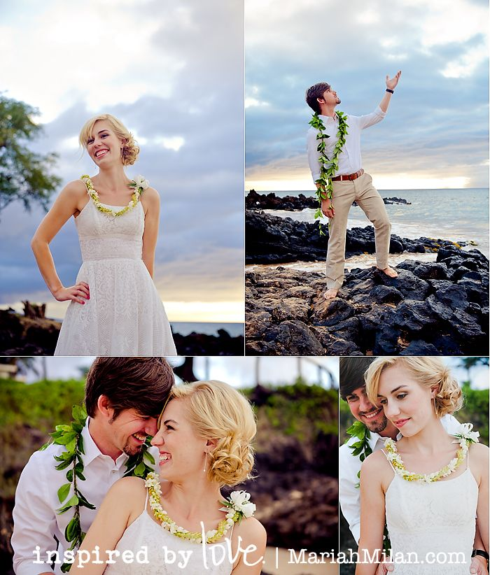Hawaii Wedding Packages: 64 Best Hawaiian Weddings Images On Pinterest