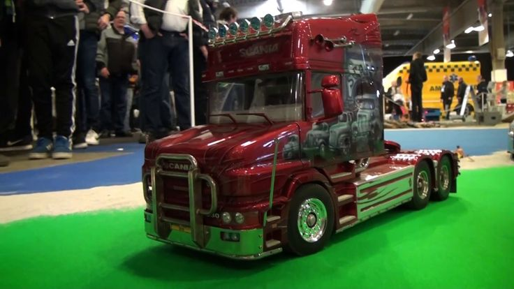 Rc Truck (Meeting in MCH Herning 2017 part 2)