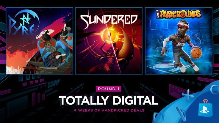 Totally Digital: Hot New Games and Great Deals on Catalog Titles #Playstation4 #PS4 #Sony #videogames #playstation #gamer #games #gaming