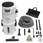5.88 Gal. Garage Wet/Dry Vacuum with Tool Kit, Whites
