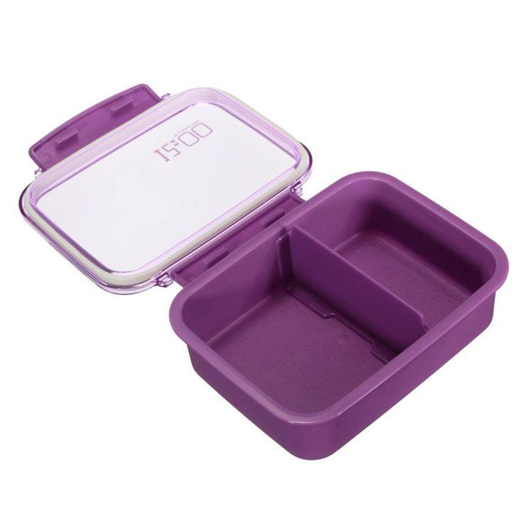 Купить товарНовый Открытый Портативный Экологично Печь Пластиковые Бенту Lunch Box Пикник Еда Еда Контейнер Кейс Для Хранения 620 мл в категории Столовые сервизына AliExpress. технические характеристики1. Материал: пищевой ПП2. Color: Случайная3. Capacity: 620 мл4. Size: 16x13x6 см5. Имея т