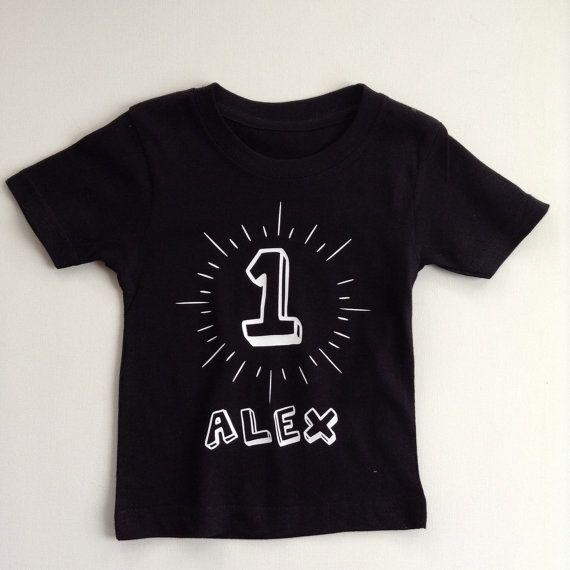Camiseta Personalizada Cumple/Aniversario por mostachin en Etsy