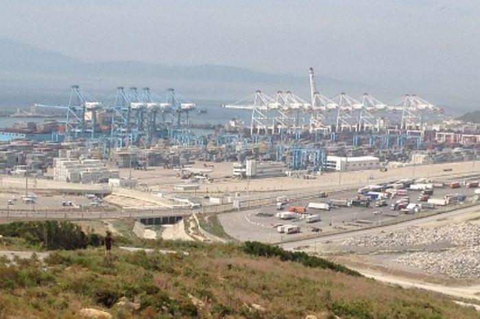 Sogea Maroc réalisera le lot 1 du renforcement de l'alimentation en eau potable du complexe portuaire Tanger Méditerranée.