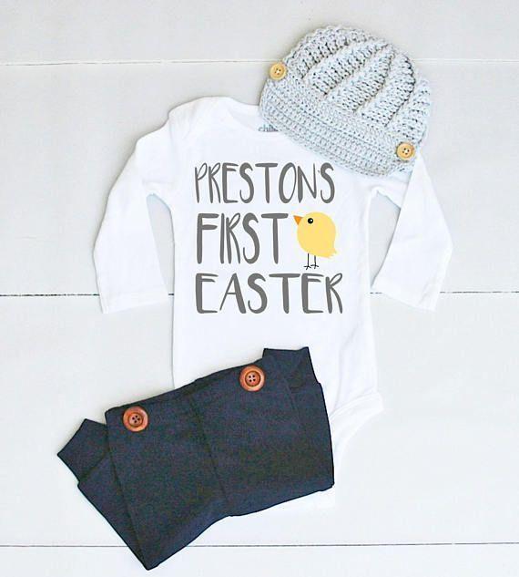 My 1st Easter~Babies 1st Easter~Easter Baby Vest~Newborn Baby Gift~Newborn Baby Vest~Easter Vest