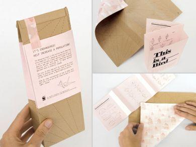 origami....