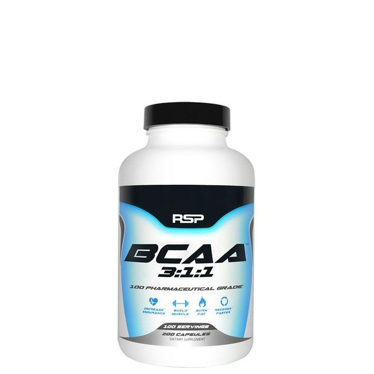 A BCAA-k (elágazó láncú aminosavak) három esszenciális aminosavból állnak: leucin, izoleucin és valin. Mindhárom aminosav fontos szerepet játszik az izmok fejlődésében és regenerációjában