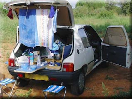 Top 25 Ideas About Car Camper On Pinterest Suv Camping