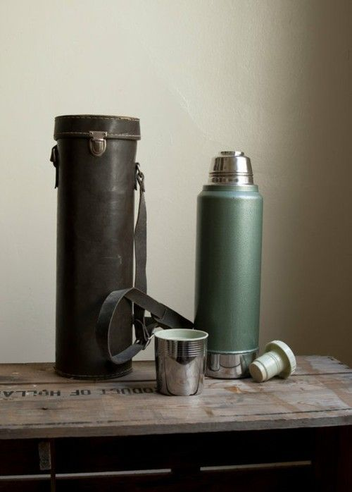 My dad had a thermos like this years ago, it was indestructible