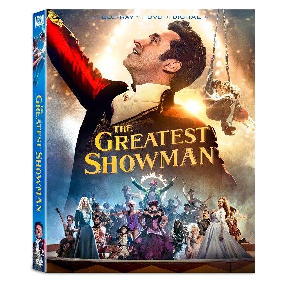The Greatest Showman Blu Ray Dvd Digital Target The Greatest Showman Showman Movie Best Drama Movies