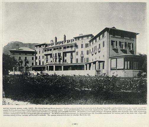 Mount Nelson Hotel, Cape Town   South Africa by The National Archives UK