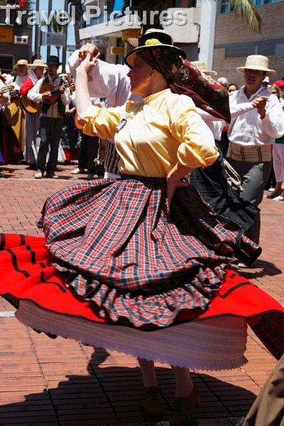 traditional #dances of #Tenerife