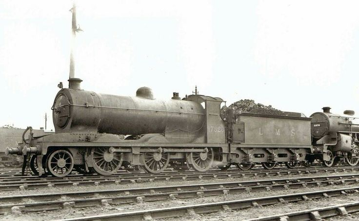LMS (G&SWR)  Drummond 403 class  2-6-0
