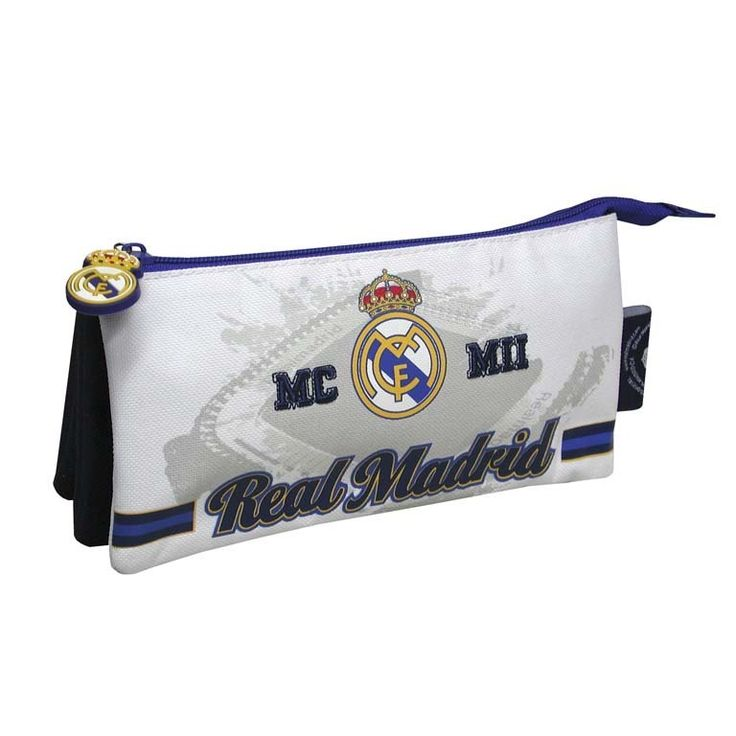 PORTATODO TRIPLE REAL MADRID